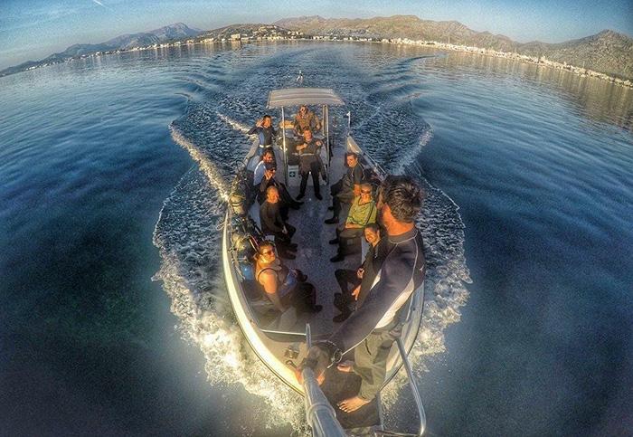 Captain Haddock private charter